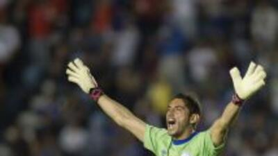 Jesús Corona podrá jugar la vuelta contra Toluca.