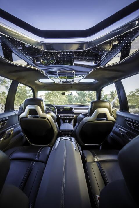 Detroit 2016: Kia Telluride Concept. Un concepto difícil de entender 110...