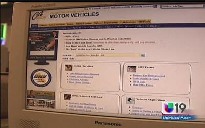 El DMV en línea ayuda a agilizar sus trámites