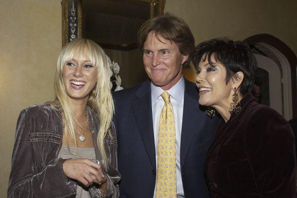En el 2013 Kris Jenner anunció su separación.
