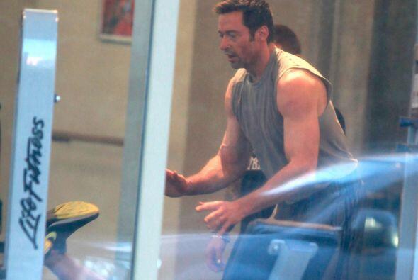 ¡Vaya bíceps!