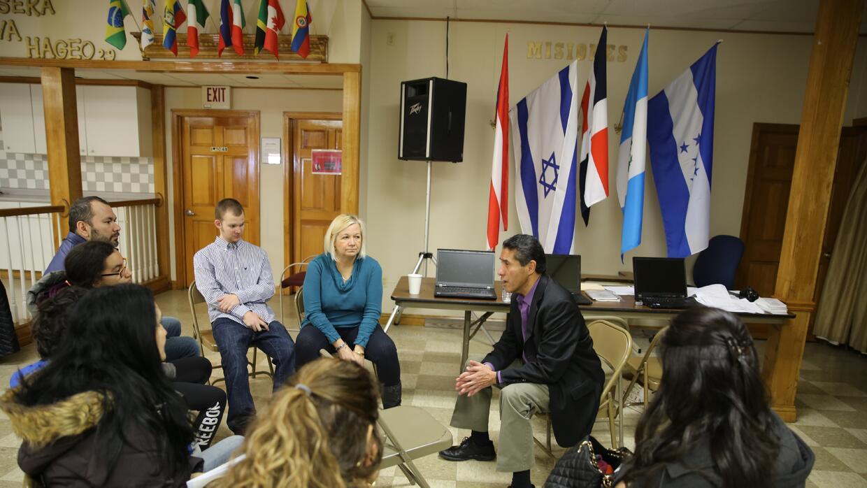 Evento para promover voto latino en New Hampshire
