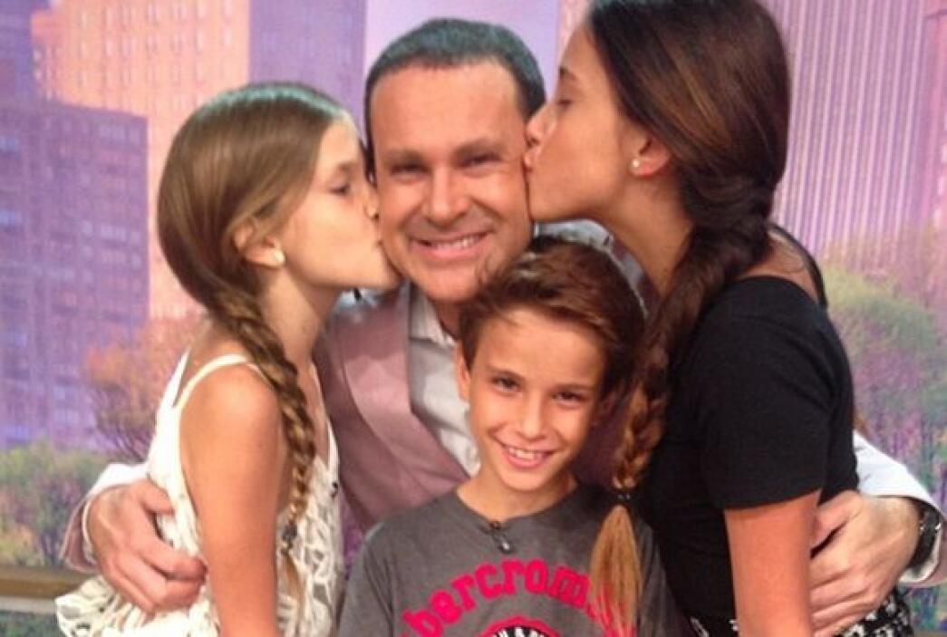"""""""¡¡Esto es amor!! Los amo"""", dijo Alan. (Abril 21, 2014)"""