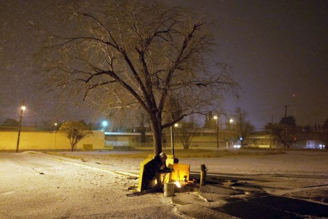 El Sistema Meteorológico Nacional estimó que las bajas temperaturas en e...
