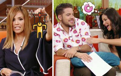 #DAEnUnMinuto: Karla se siente como títere los lunes, y Ana quería darle...