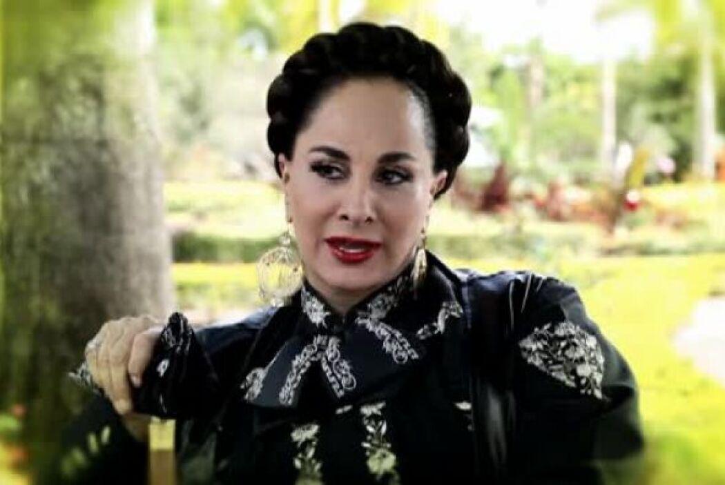 Ella es nuestra última actriz de la lista como villana del pasado así qu...