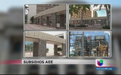 Iglesias defienden sus millonarios subsidios de la Autoridad de Energía...