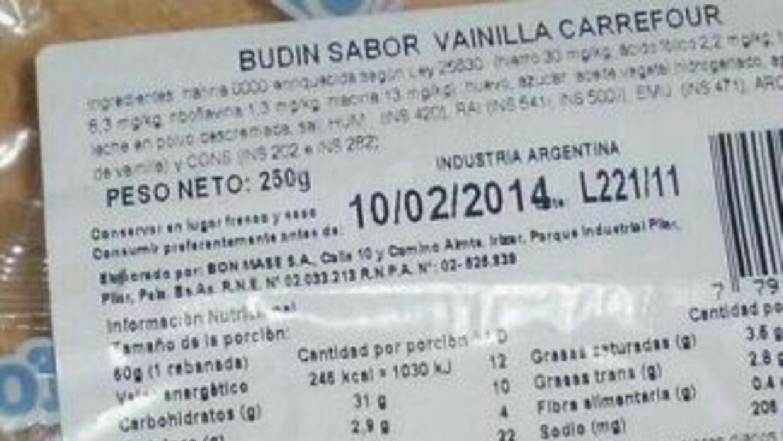Carrefour subrayó que realiza estrictos controles de calidad de todos lo...