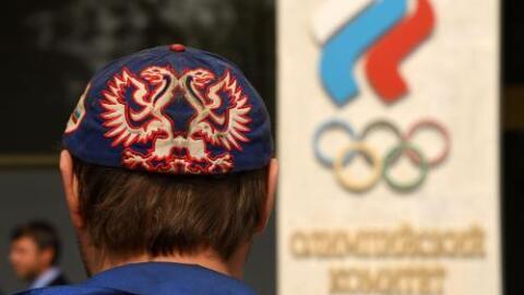 FINA excluye de Río a siete nadadores rusos
