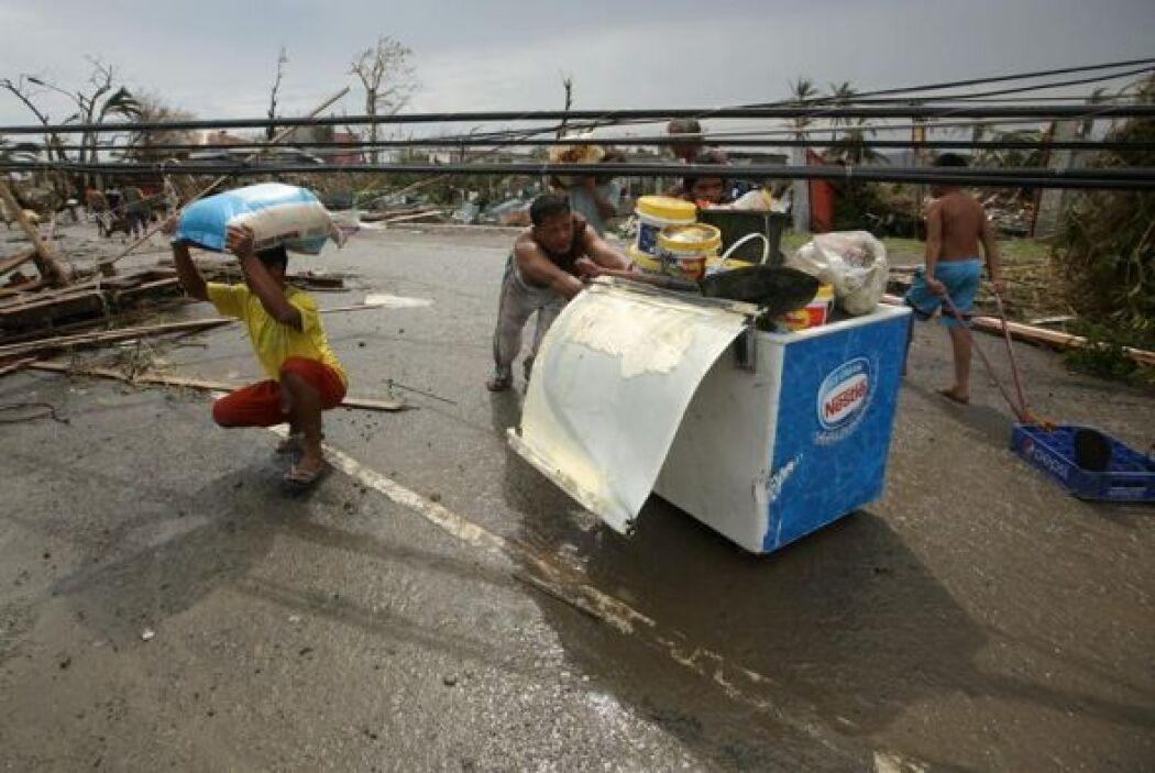 """""""Las cifras son alarmantes"""", dijo Aquino, """"pero nuestra prioridad son lo..."""