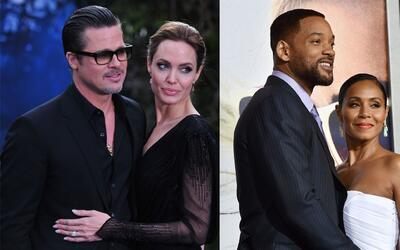 Parejas famosas que se salvaron del divorcio en 2015