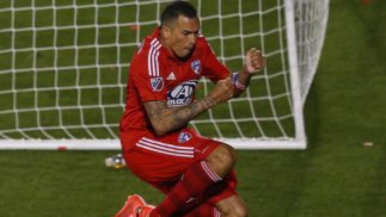 Blas Perez, FC Dallas