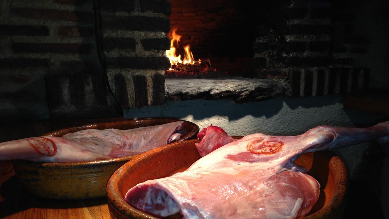 Cordero lechal, un clásico de la cocina castellana