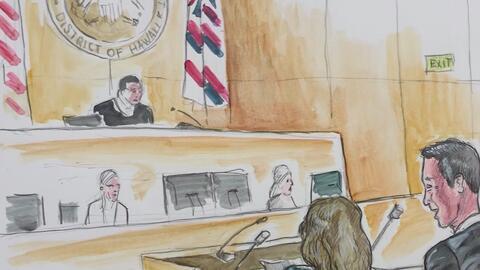 Un juez federal de Hawái bloquea el nuevo veto migratorio de Donald Trump