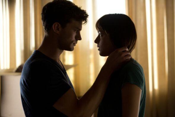 50 sombras de Grey es la película perfecta para ver con esa perso...