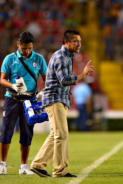 Ante Puebla, en la jornada 8, parece que no será su debut, pero el simpl...