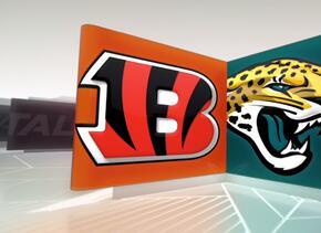 Bengals 21-26 Jaguars: Jacksonville vino de atrás con 21 puntos para log...