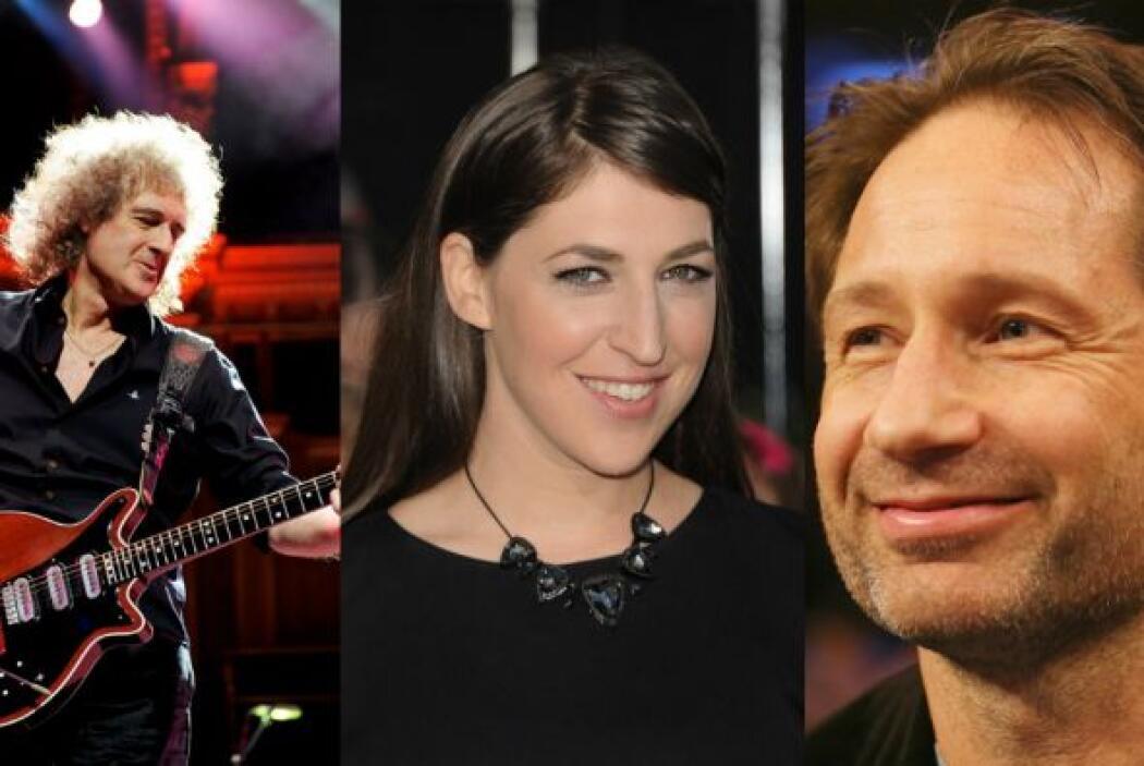 Estos famosos y famosas, que se dieron a conocer más por sus actuaciones...