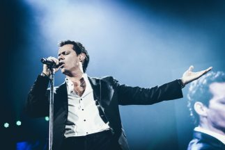 Marc Anthony en Los Angeles