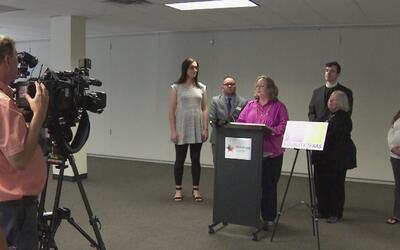Comunidad LGBT de Houston expresa su temor tras la elección de Donald Trump