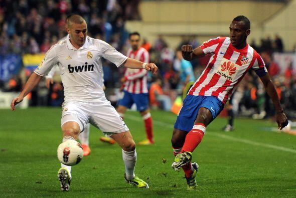 La primera sorpresa del equipo colchonero ante el Real Madrid se dio en...