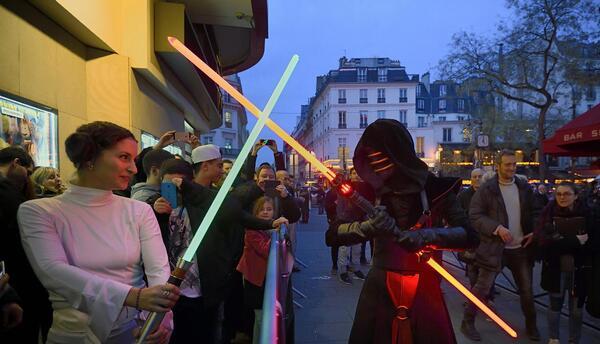 6 lecciones de Star Wars
