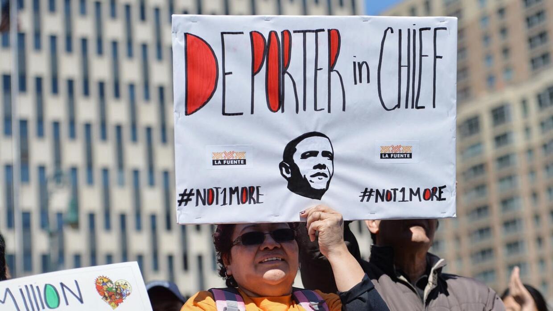 Cifras oficiales demuestran que Obama es el presidente que más ha deportado