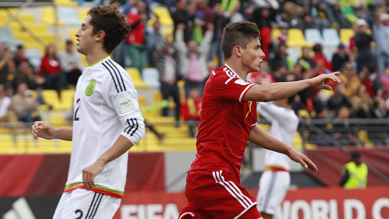 México perdió y es 4to. en Mundial Sub 17
