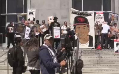 'Área de la Bahía en un Minuto': protestan contra la decisión del fiscal...