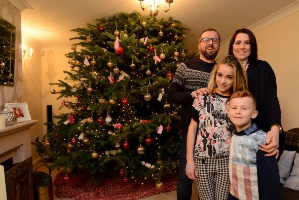 """Nicola dijo """"la Navidad pasada fue un momento muy difícil para nosotros…..."""