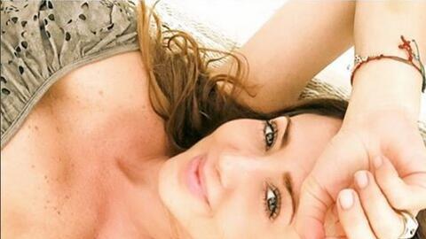 Andrea Legarreta vacaciones tulum