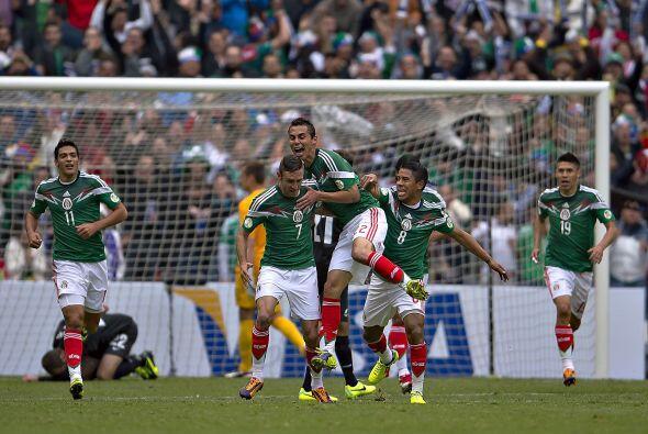 Ya en el duelo de Repechaje mundialista ante Nueva Zelanda, Rafael Márqu...