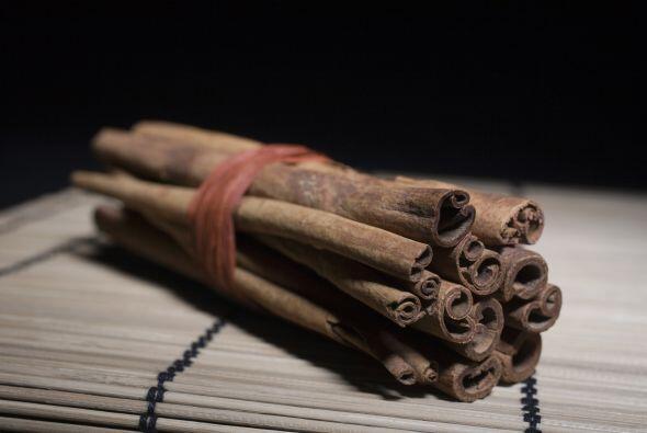 Aunque se crea que la canela solo sirve como especia, tiene propiedades...