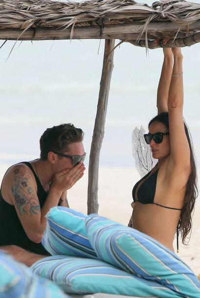 Desafortunadamente ninguna de las relaciones que Demi ha iniciado tras s...