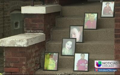 Alistan ceremonia religiosa para familia asesinada en Gage Park
