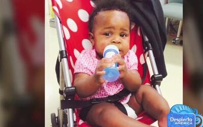 Madre abandona a su bebé en el metro de Nueva York