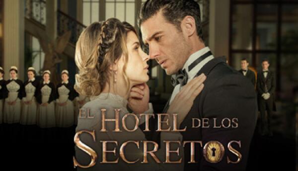 El hotel de los secretos entry Uv