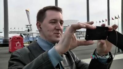 """Los """"selfies"""" mas originales de los Juegos Olímpicos de Invierno"""