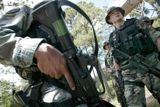 La policía dominicana identificó este martes a cuatro presuntos autores...