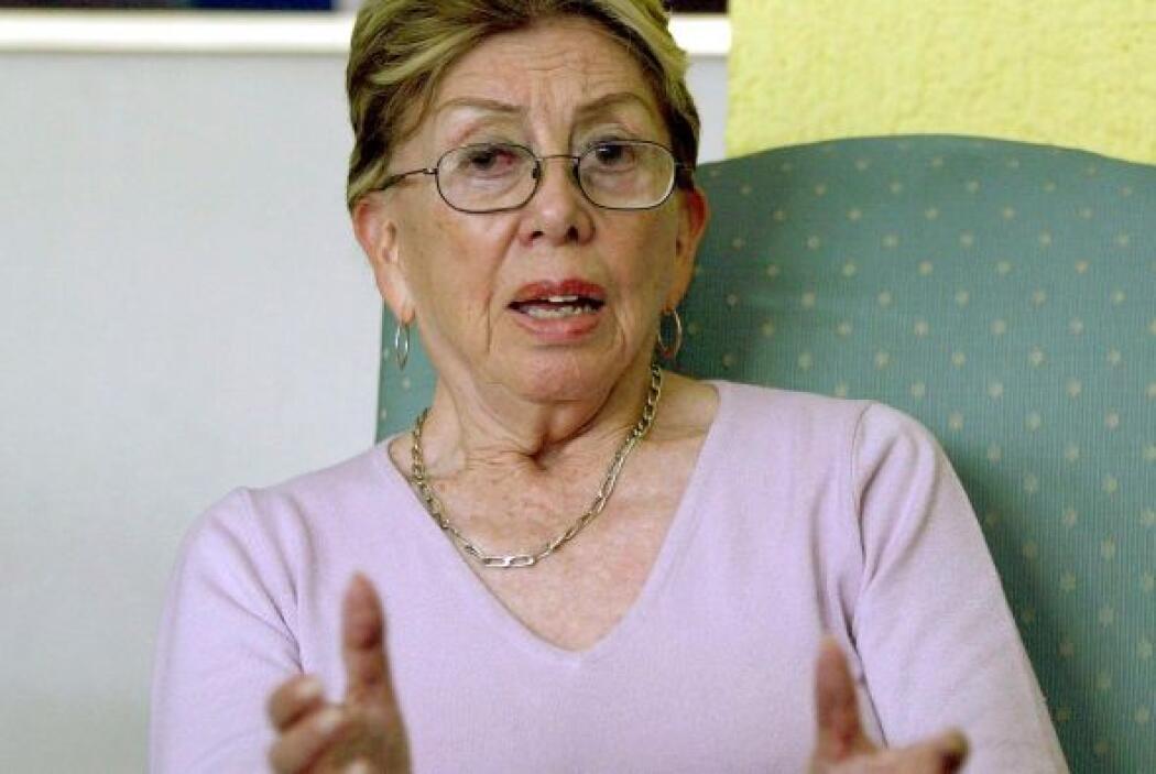 La mexicana Esther Chávez revolucionó su ciudad al ser una de las primer...