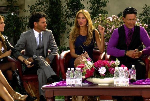 Erick Elías, Blanca Soto y Fernando Colunga manifestaron su emoción por...