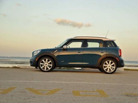 El MINI Countryman 2011 es el primer modelo de cuatro puertas de la firm...