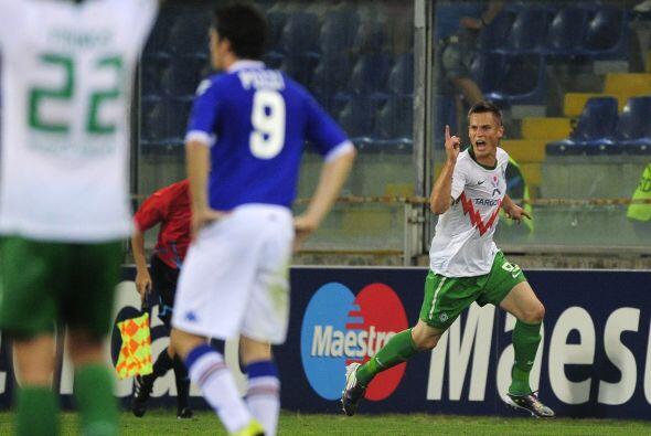 El Werder Bremen se ganó su acceso de forma dramática, llegando hasta el...