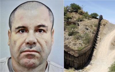 ¿Podría la inmensa fortuna de 'El Chapo' pagar por el muro fronterizo qu...