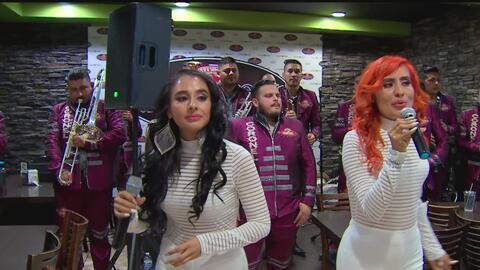 'Las Mil Amores', una banda de dos hermanas que quiere ir más allá de la...