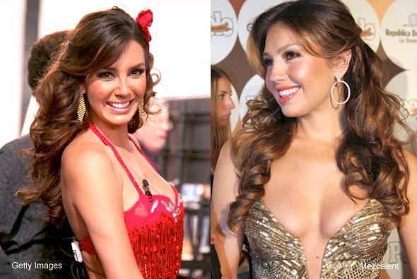 Parece ser que Thalía tiene otra hermana perdida y se trata de nada meno...