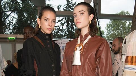 Backastage Paris Fashion Week