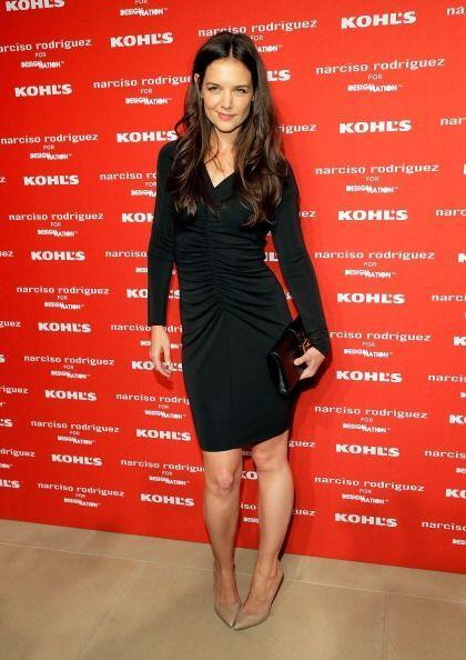 El estilo de Katie Holmes se basa en la elegancia y la feminidad. Siempr...