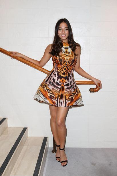 94. JESSICA GOMES Modelo australiana de 28 años que ha aparecido...