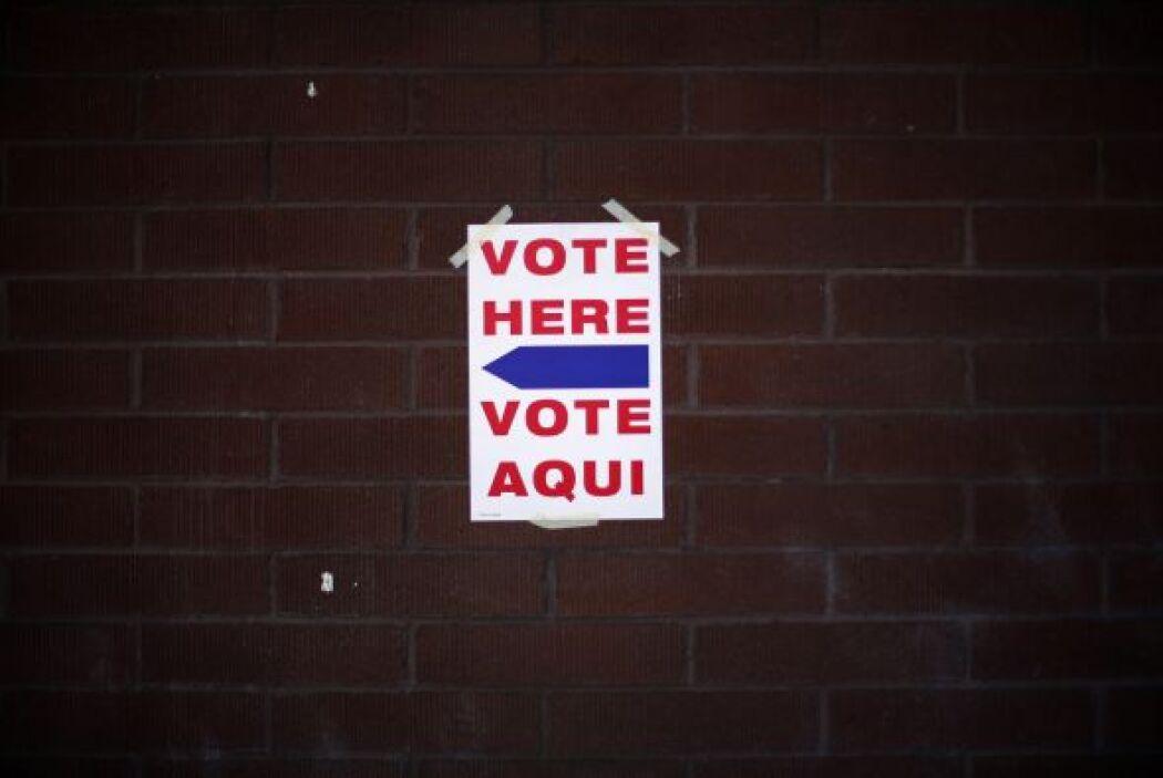 Se estima que en Estados Unidos existen 16 millones de hispanos que está...